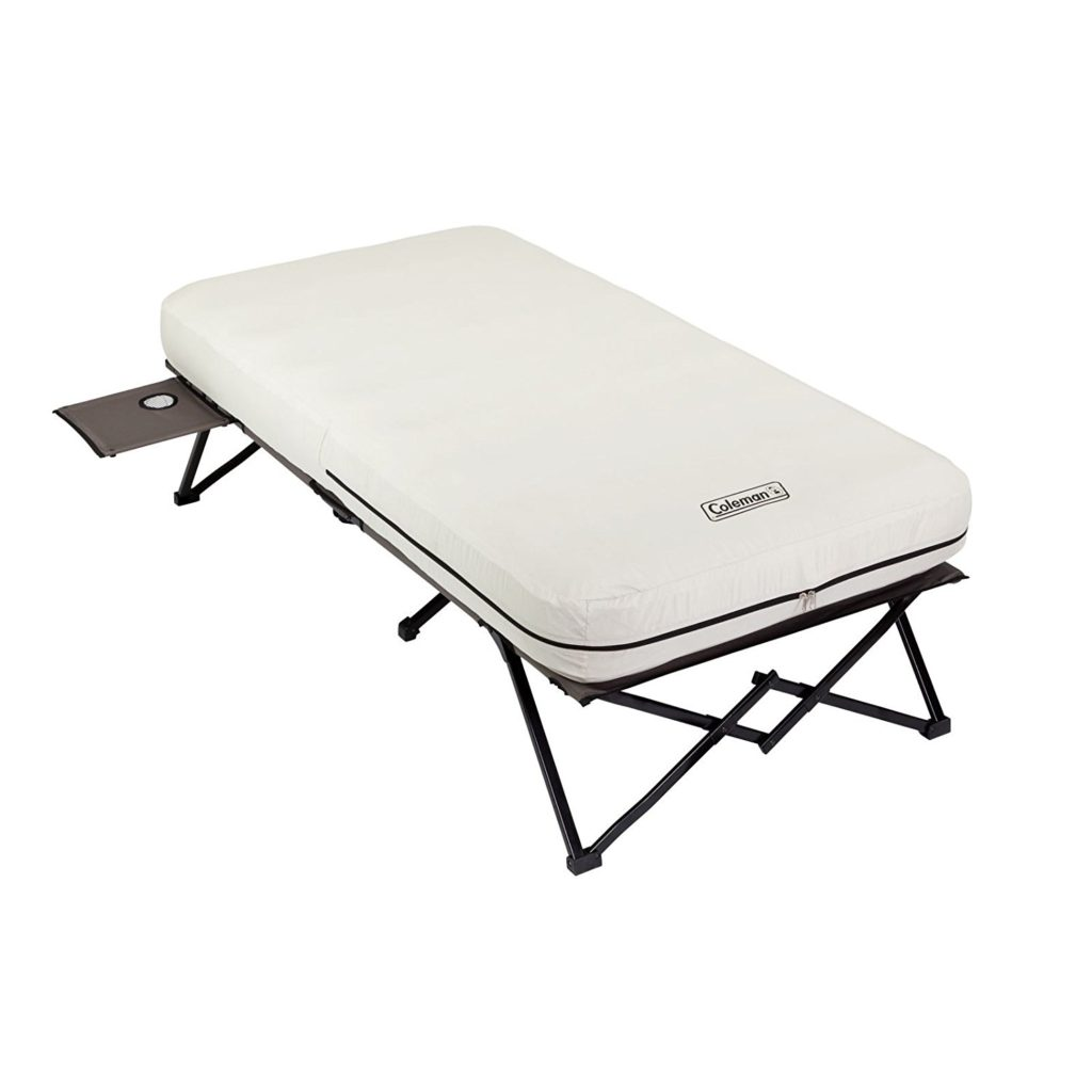 Coleman Twin Airbed Folding Cot