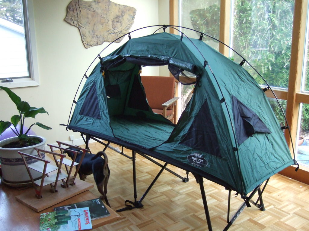 Kamp-Rite Double Camping Cot