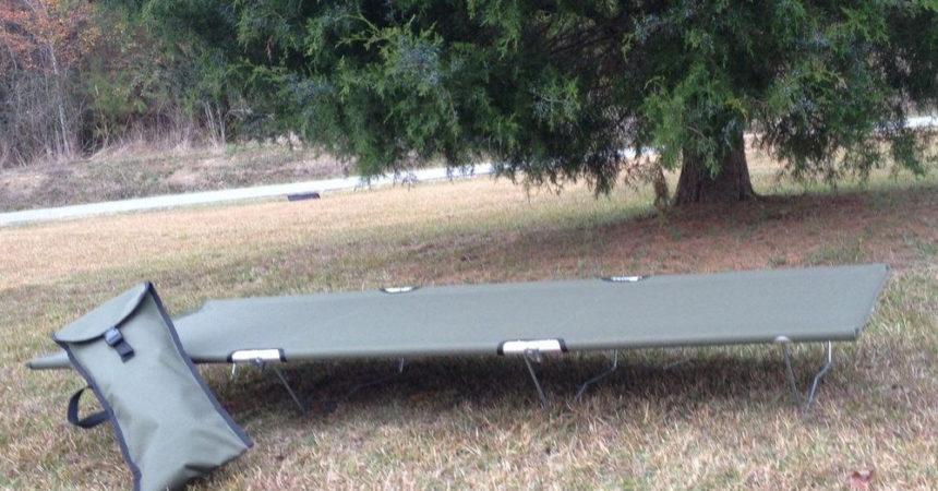 Portable Camping Cot