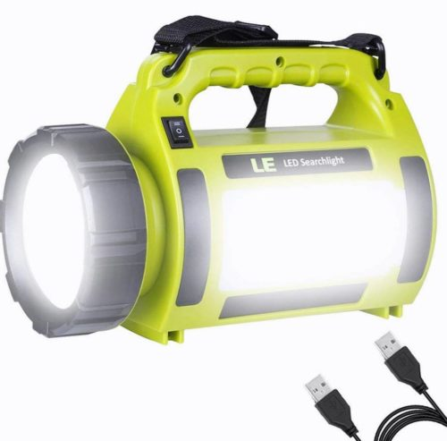 Lightning Ever Rechargeable LED Camping Lantern